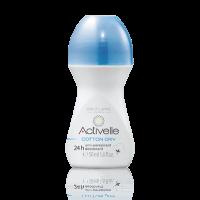 Шариковый дезодорант-антиперспирант 48-часового действия «Активэль – Экстремальная защита»