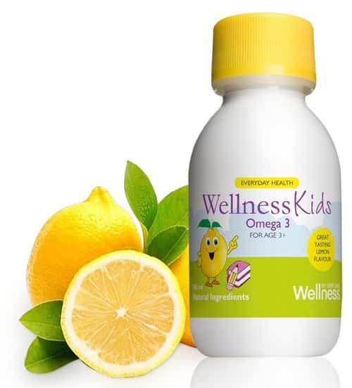 Витамины от Орифлэйм для детей