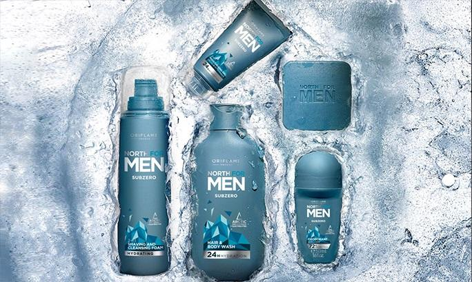 North for Men Subzero