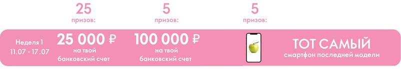 #этоWOWлето с Oriflame   Условия акции, подарки, призы
